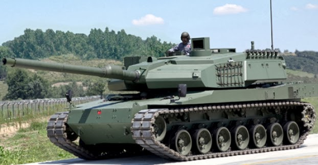Indonesia dan Turki Sepakati Pengembangan Tank Bersama