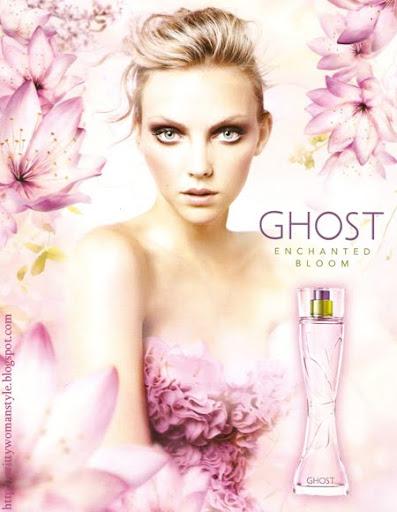 Подходящ парфюм според зодията и цвета на косата - Ghost Enchanted Bloom