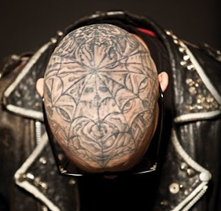 Tim Armstrong Head Tattoo idaes