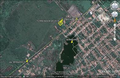 J. Castro Administração de Imóveis - Terrenos à venda na Avenida Rosápolis