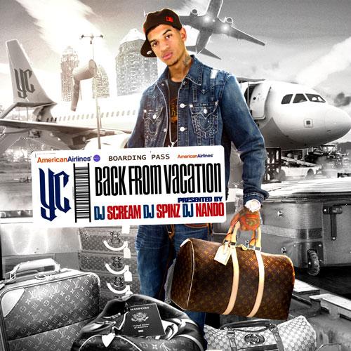 LA Da Boomman - Boomin (Hosted By DJ Scream, DJ Spinz & DJ Iceberg)-2011-MIXFIEND