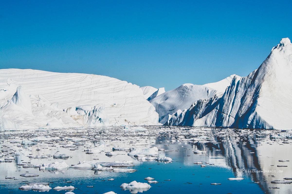 Eisberg, Iceberg, Grönland