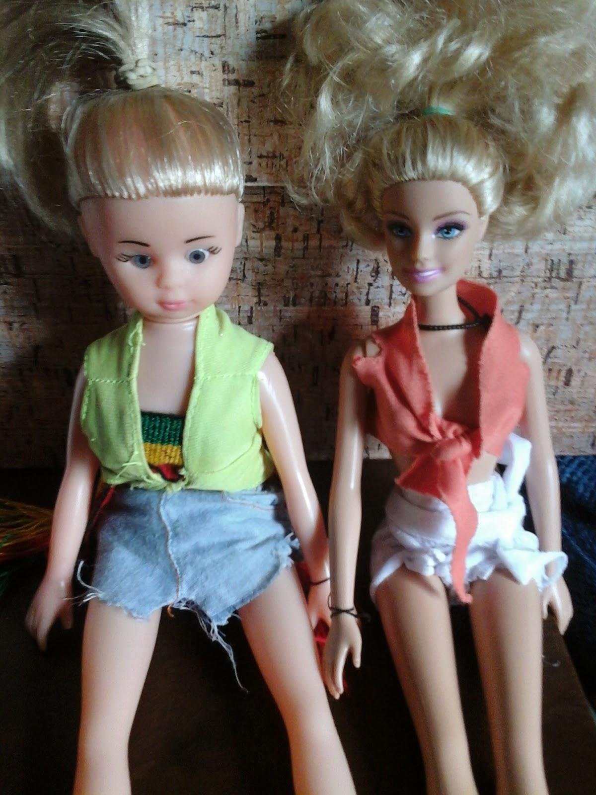 look de verão barbie