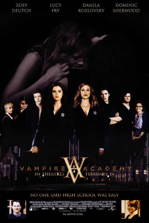 vampire academy movie poster 2014 wwwimgkidcom the