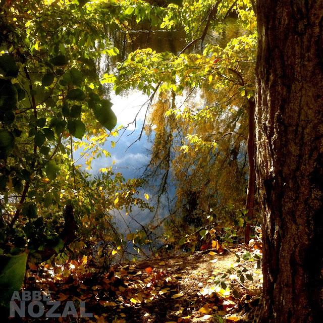 momento mirando al río, 2013 Abbé Nozal
