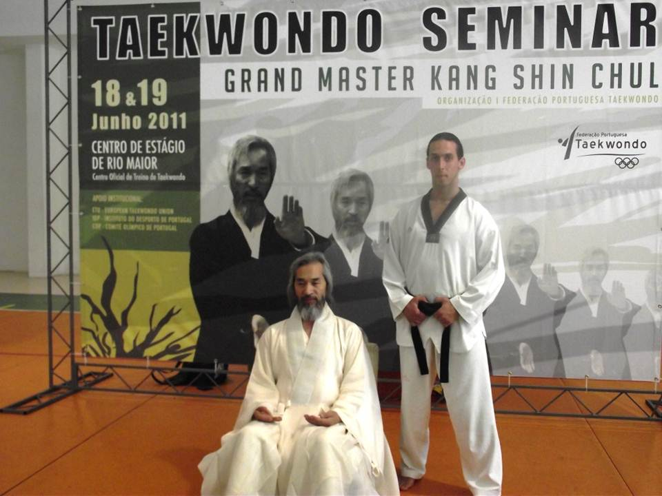 The Grand Master Of Taekwondo