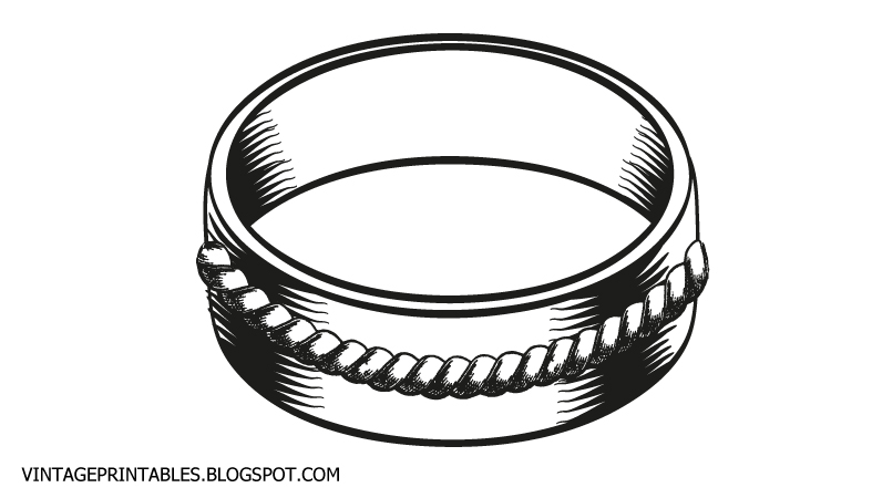 Wedding ring images clipart