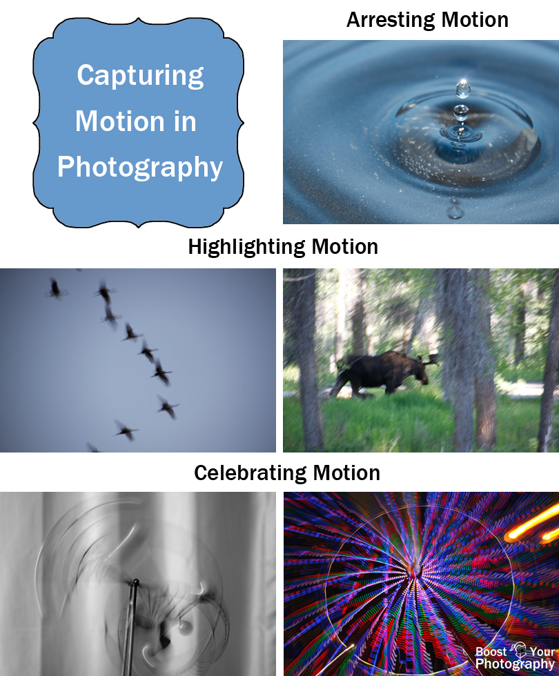 Capturing Motion in Photography | Boost Your Photography