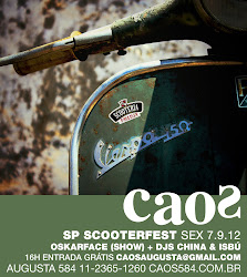 SP Scooterfest - 7 SETEMBRO (S.Paulo)