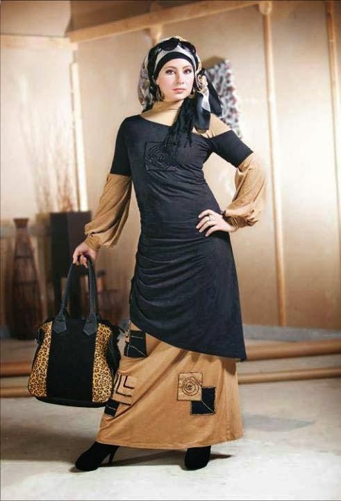 Hijab khaliji style