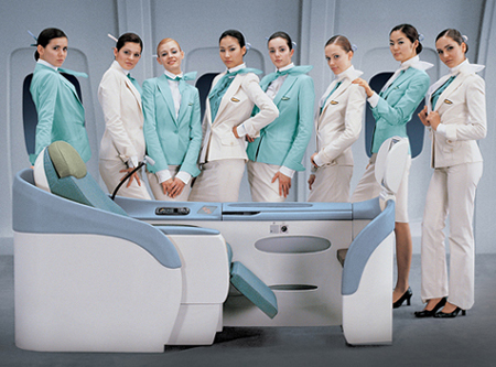 how to become an airflight attendant
