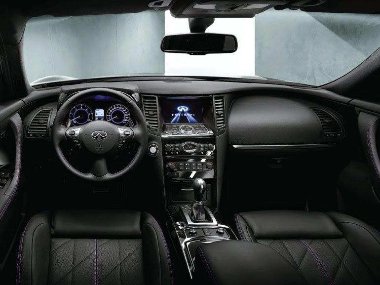 QX70 S-Design