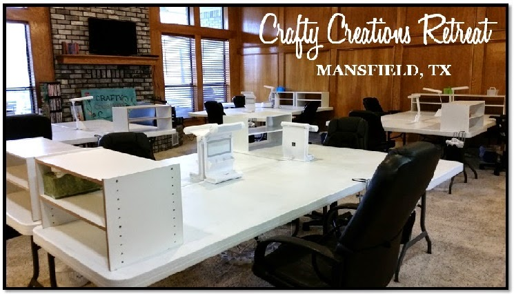Crafty Creations Retreat
