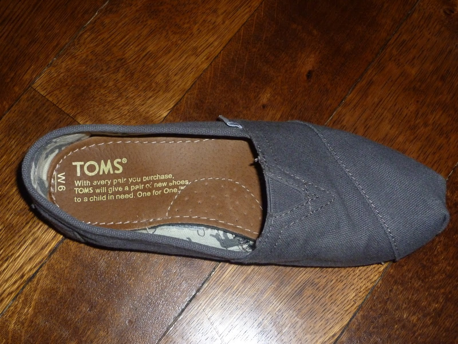 case study toms one for one