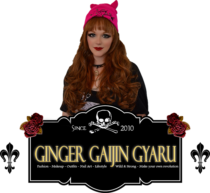 Ginger Gaijin Gyaru
