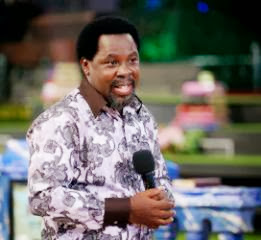 TB Joshua Explains Role In Al Mustapha's Release, Pact With Jonathan On Ibori