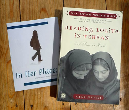 reading lolita in tehran themes women in iran essay Her collection of essays, which analyze using modern interpretations of the koran to support women's freedom, was published in the daily beast she has received a lot of recognition, including being selected as one of the 'five iranian women visionaries you need to know' and the '6 women who build bridges - not walls' by women in.