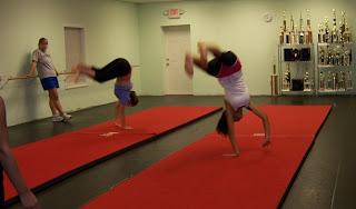 tumbling classes south charlotte