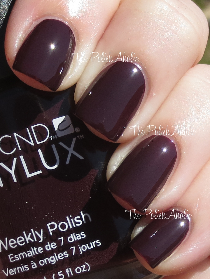 Vinyl Lux Nail Polish Colors