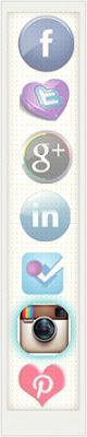 Cara memasang icon sosial bookmark