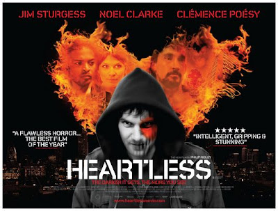 Watch Heartless 2009 BRRip Hollywood Movie Online | Heartless 2009 Hollywood Movie Poster