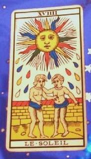 Arcano XVIIII - El Sol