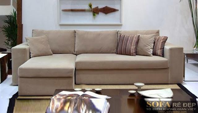 Sofa vải G067