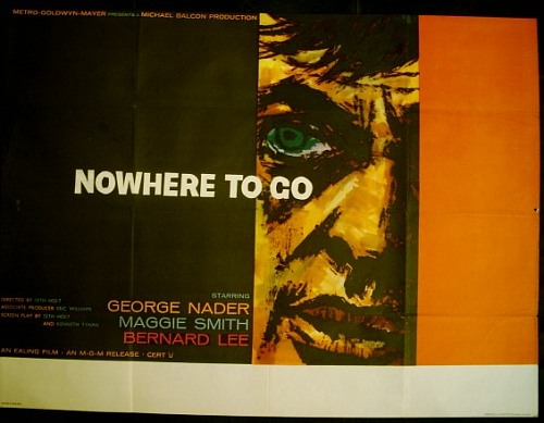 ... Johnston: The Great Ealing Film Challenge 94: Nowhere to Go (1958