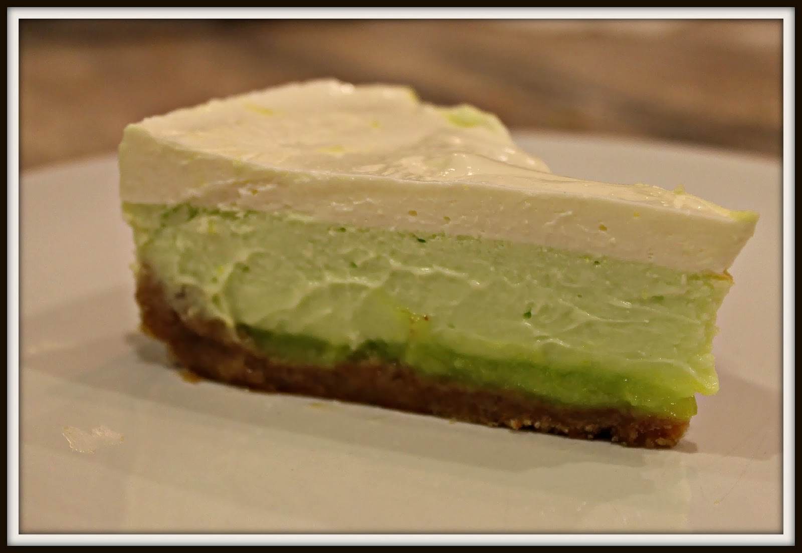 Deals to Meals: Triple Layer Key Lime Cheesecake