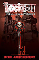 Locke and Key Welcome to Lovecraft cover