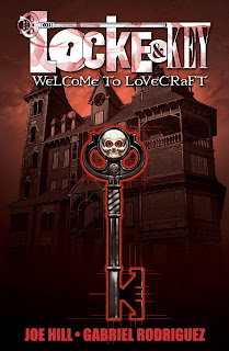 Welcome to Lovecraft (Locke & Key #1) Joe Hill Gabriel Rodriguez cover