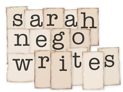 Sarah Nego Writes