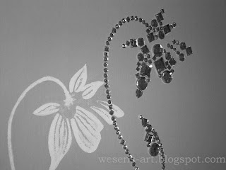 """Flowery"" 5 c    wesens-art.blogspot.com"
