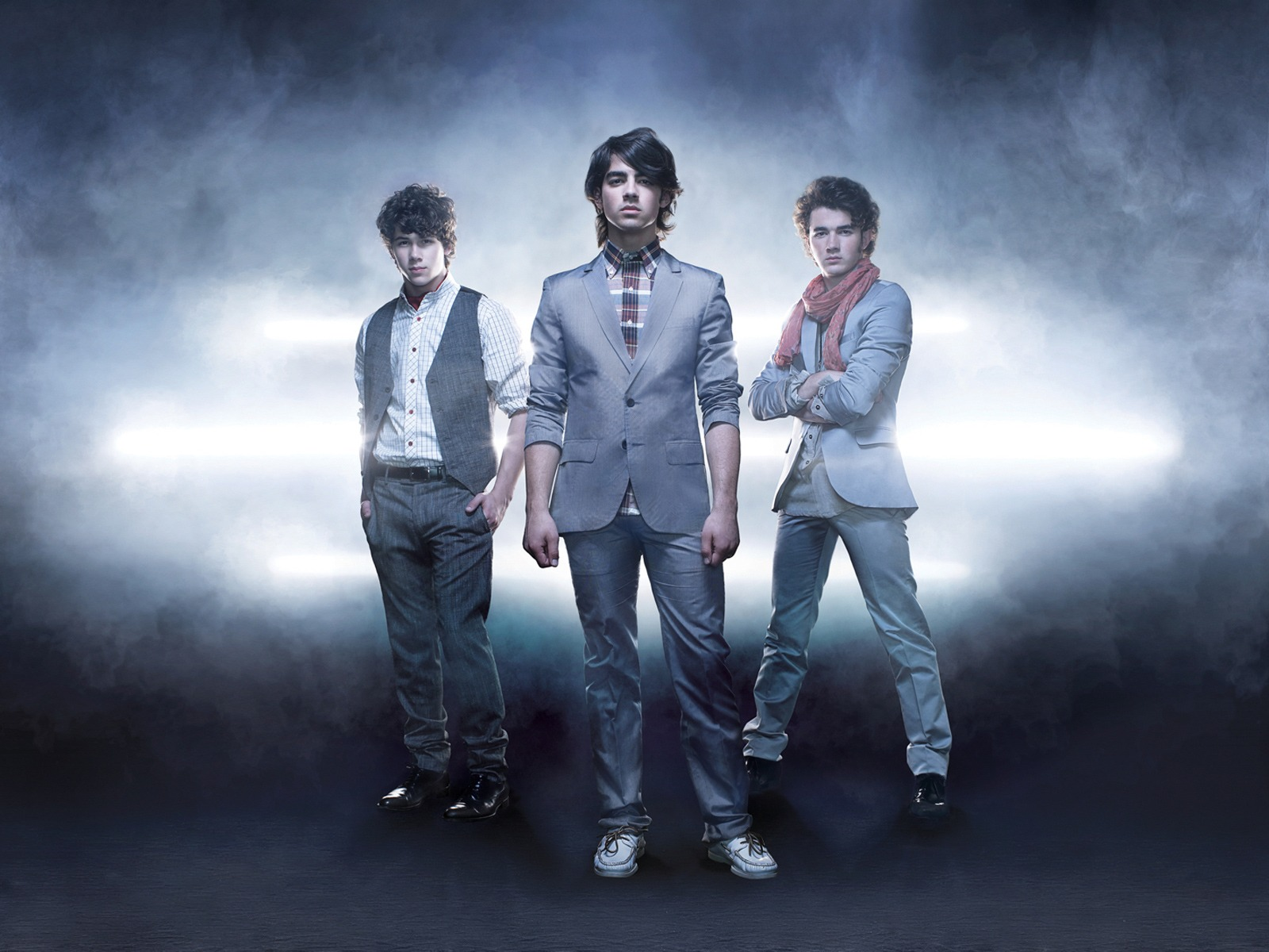 Hollywood: Jonas Brothers Rock Band Wallpapers 2012