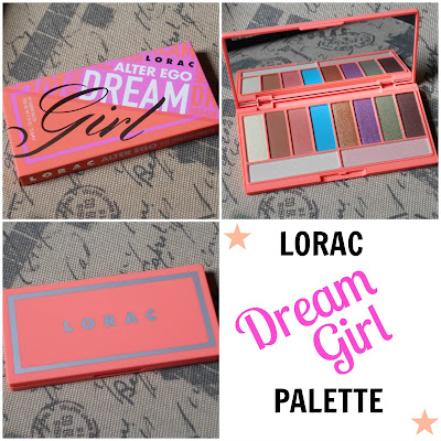 LORAC Alter Ego Dream Girl Eyeshadow Palette