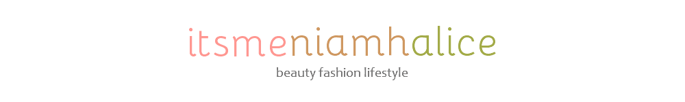 itsmeniamhalice - beauty, fashion and lifestyle