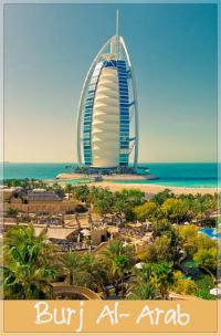 Gambar Burj Al-Arab Pada Paket Umroh Plus Dubai