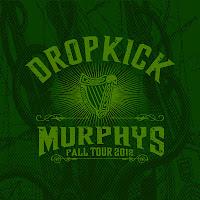 Dropkick Murphy's Tour