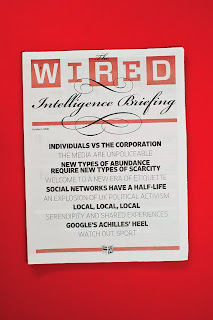 Wired impreso