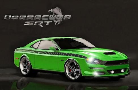 The Mopar Man: 2015 Challenger and 2016 SRT Barracuda