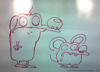 Arash rod 39 s art whiteboard characters for Cute whiteboard drawings