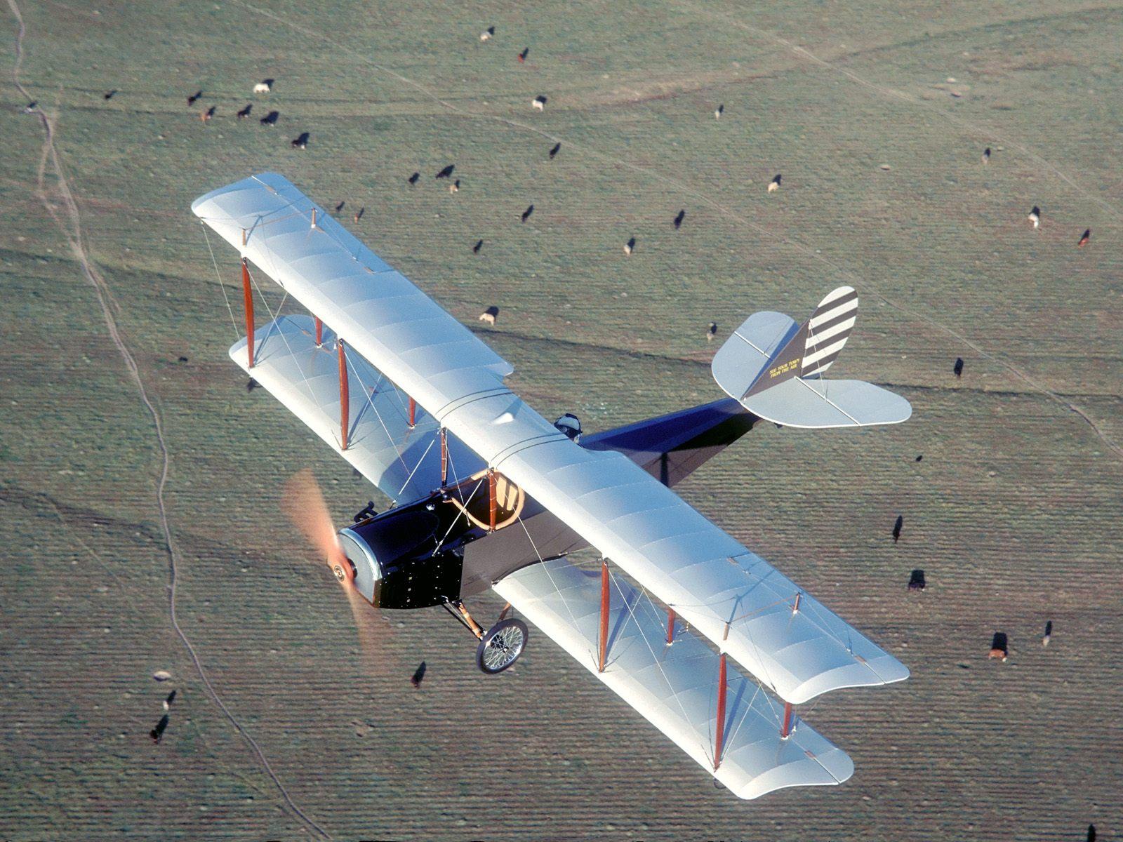 Early Bird Curtiss Jenny