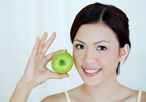 Lợi ích khi ăn táo
