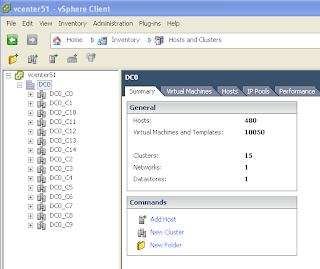 vCenter Server Simulator