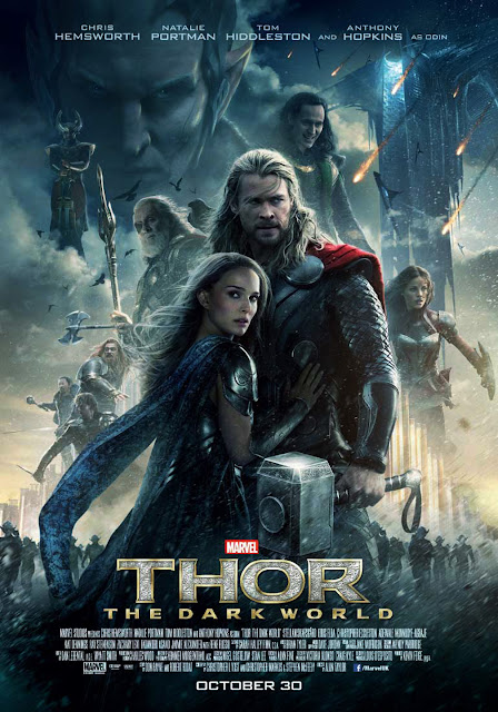 Thor The Dark World 2013 Poster in HD