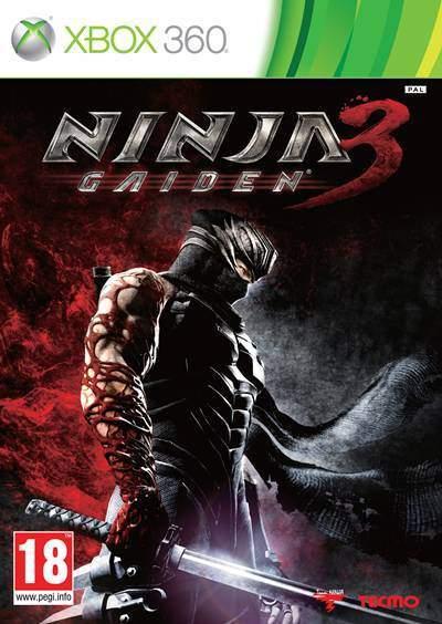 Ninja Gaiden 3 XBOX 360 Español NTSC Descargar