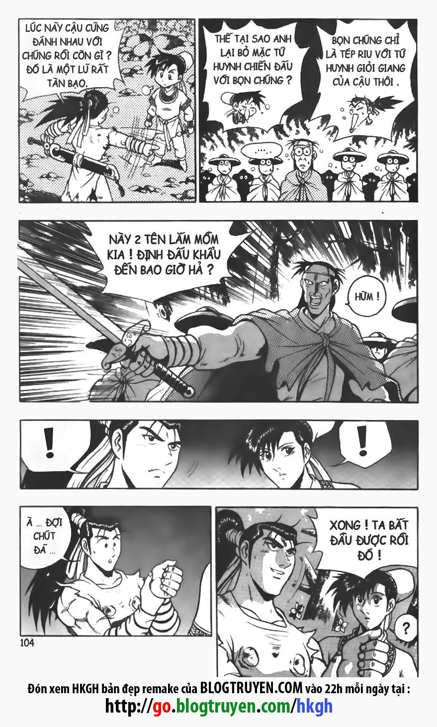 Hiệp Khách Giang Hồ chap 100 page 6 - IZTruyenTranh.com
