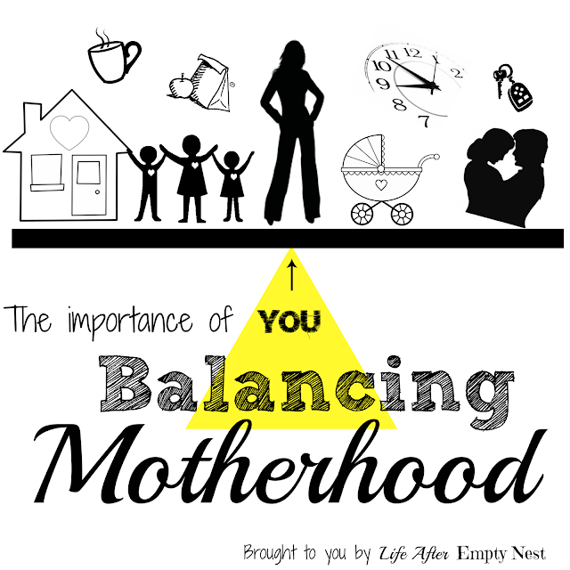 The Importance of Balance in Motherhood!