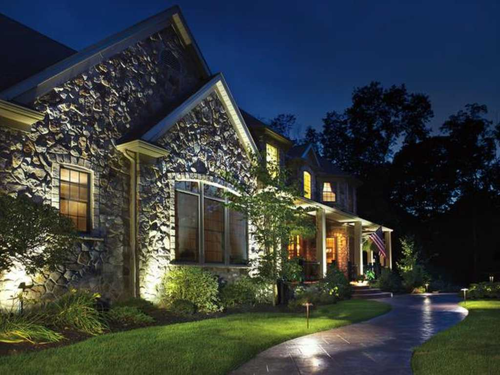Outdoor Lighting Ideas October 2015