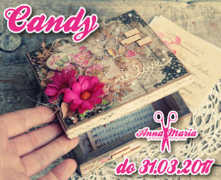 Candy na FB do 31.03.